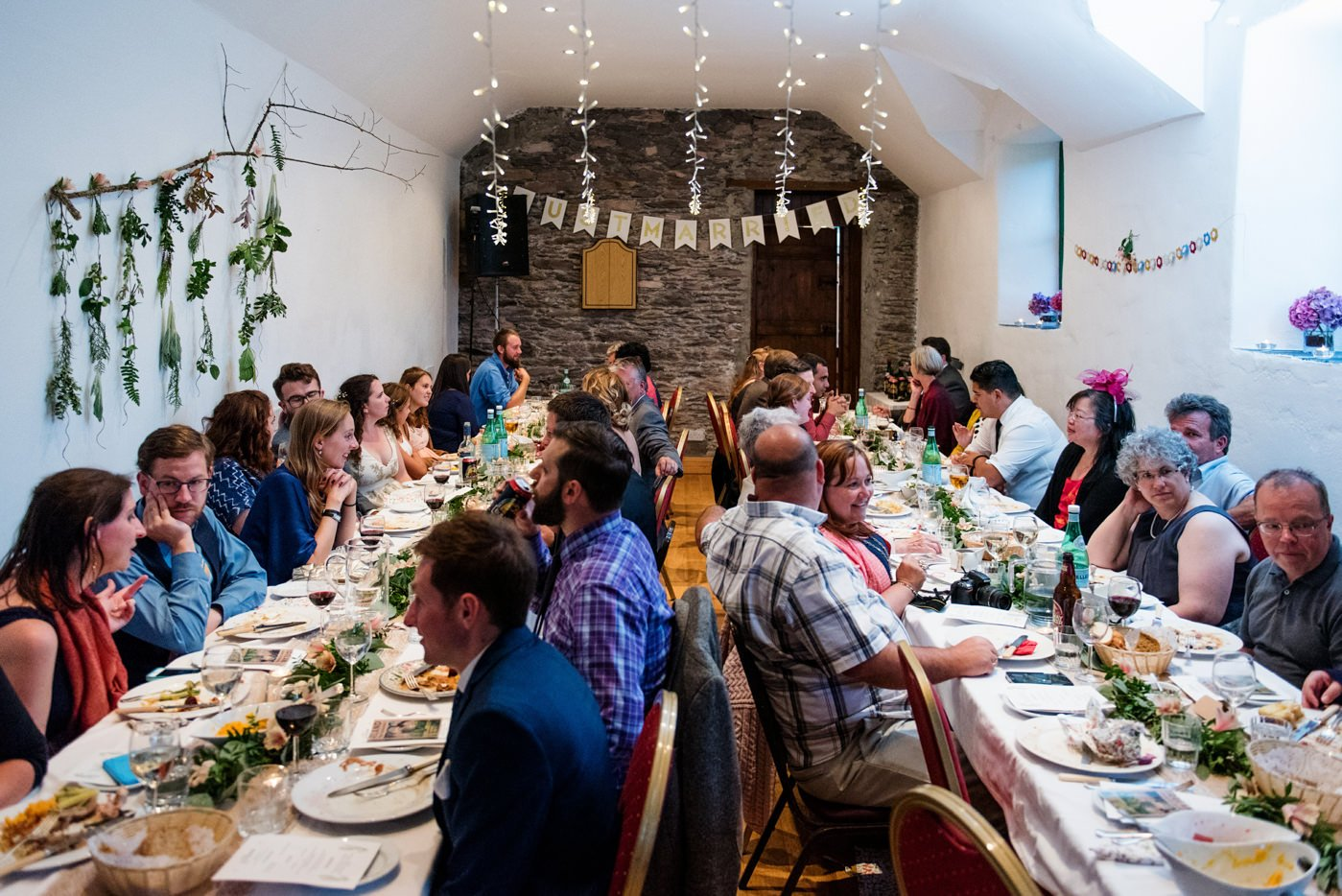 Documentary wedding photography Co Kerry Ireland