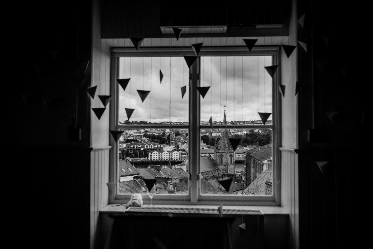 Alternative documentary wedding photography Derry Northern Ireland