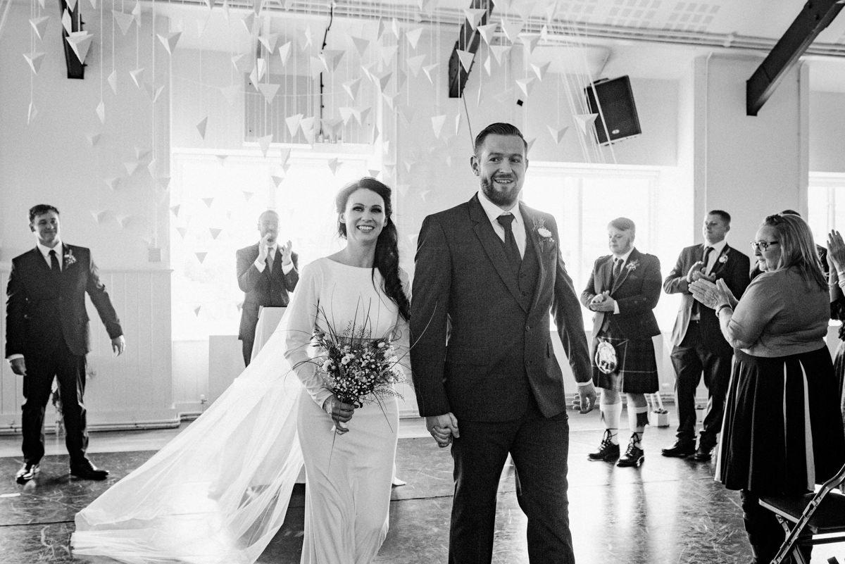 Destination wedding photography Derry Northern Ireland
