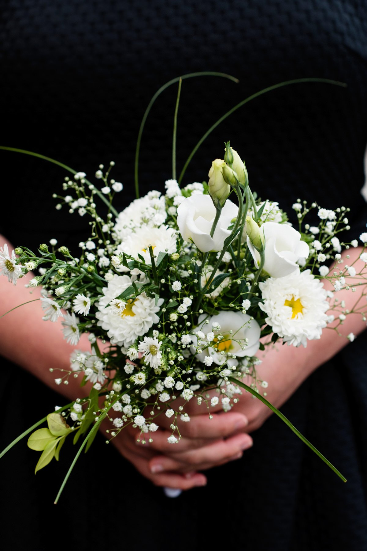 Taryn Gleeson bouquet Derry Northern Ireland wedding photography