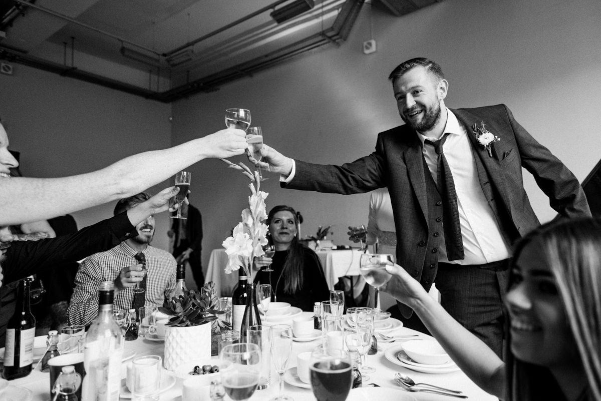 Alternative wedding photography Derry Northern Ireland