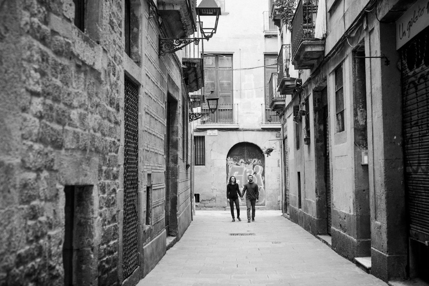 Barcelona pre wedding photography Spain