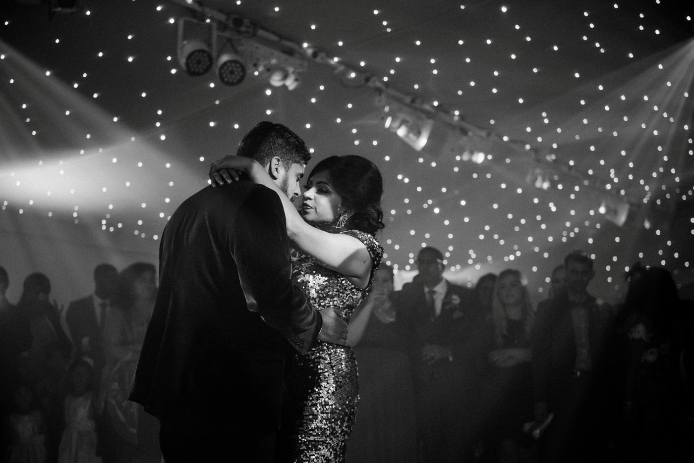 First dance at Painshill Park Conservatory Surrey