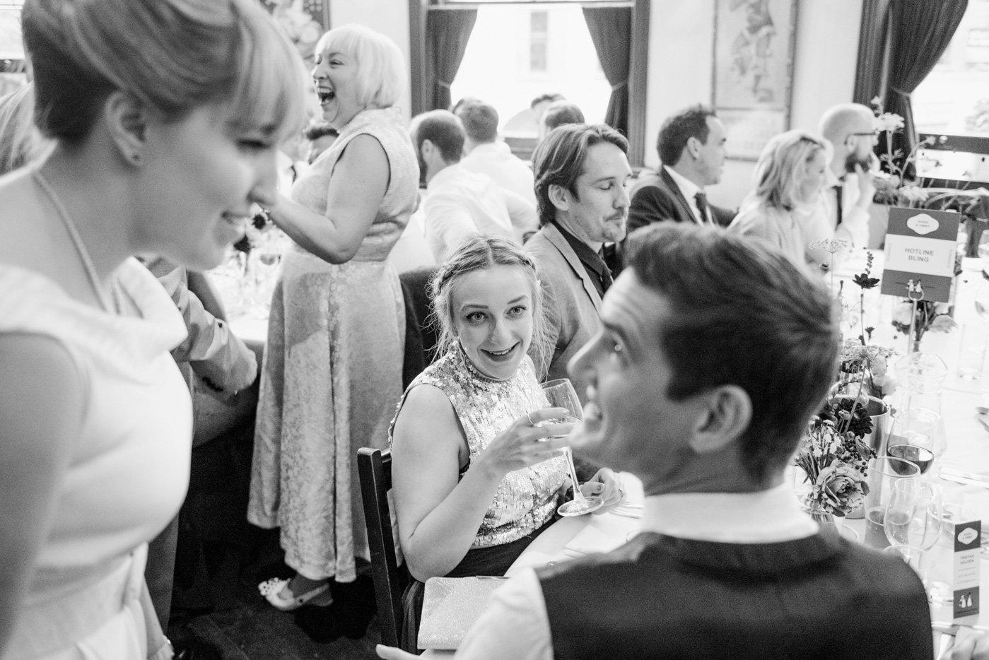 London pub wedding photography