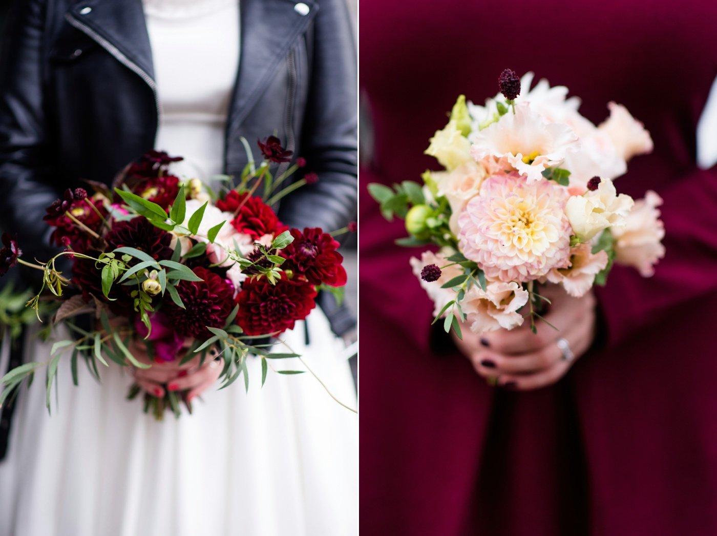 That Flower Shop bridal bouquet London