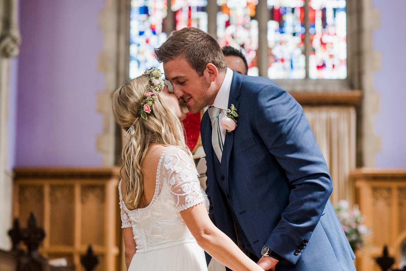 first kiss documentary paintworks wedding photographer