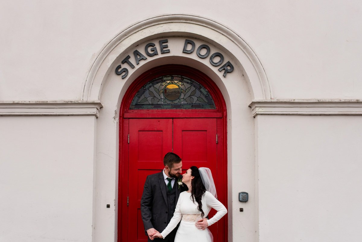 Alternative wedding photographer destination wedding
