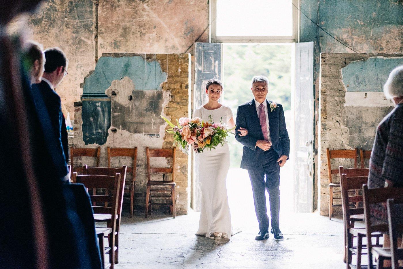Alternative wedding photographer South London