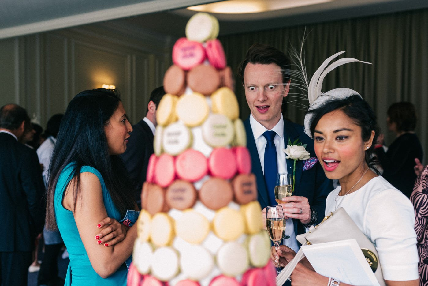 laudree macaron tower london zoo wedding photographer