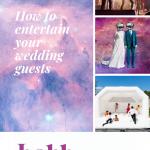 wedding entertainement