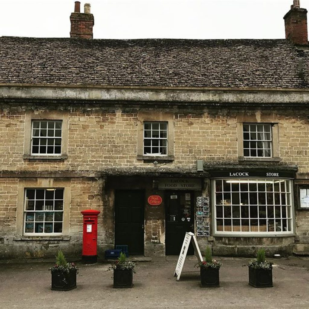 lacock post office