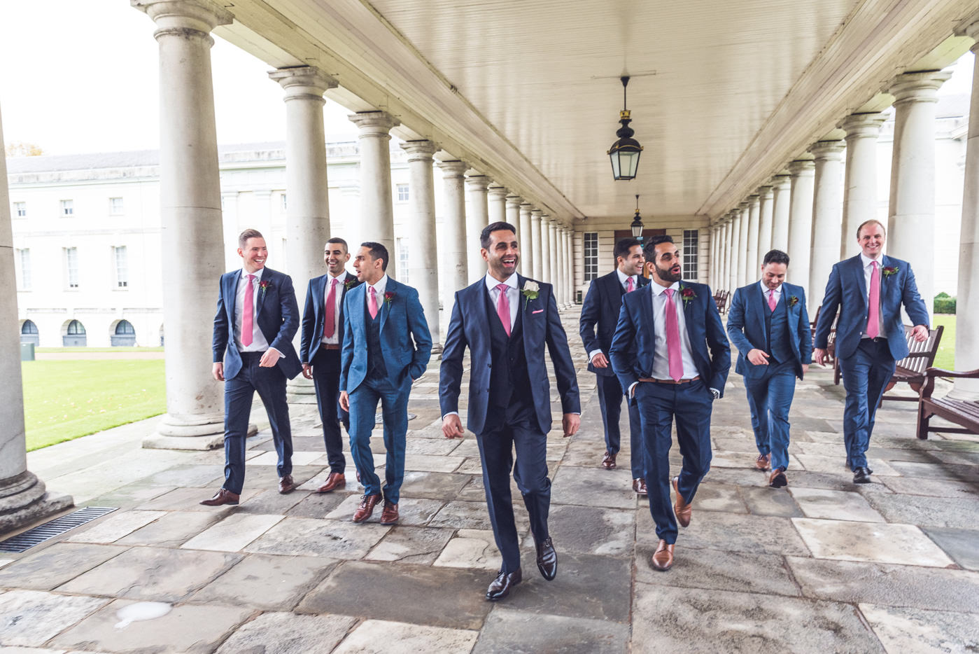 Greenwich wedding photographer London
