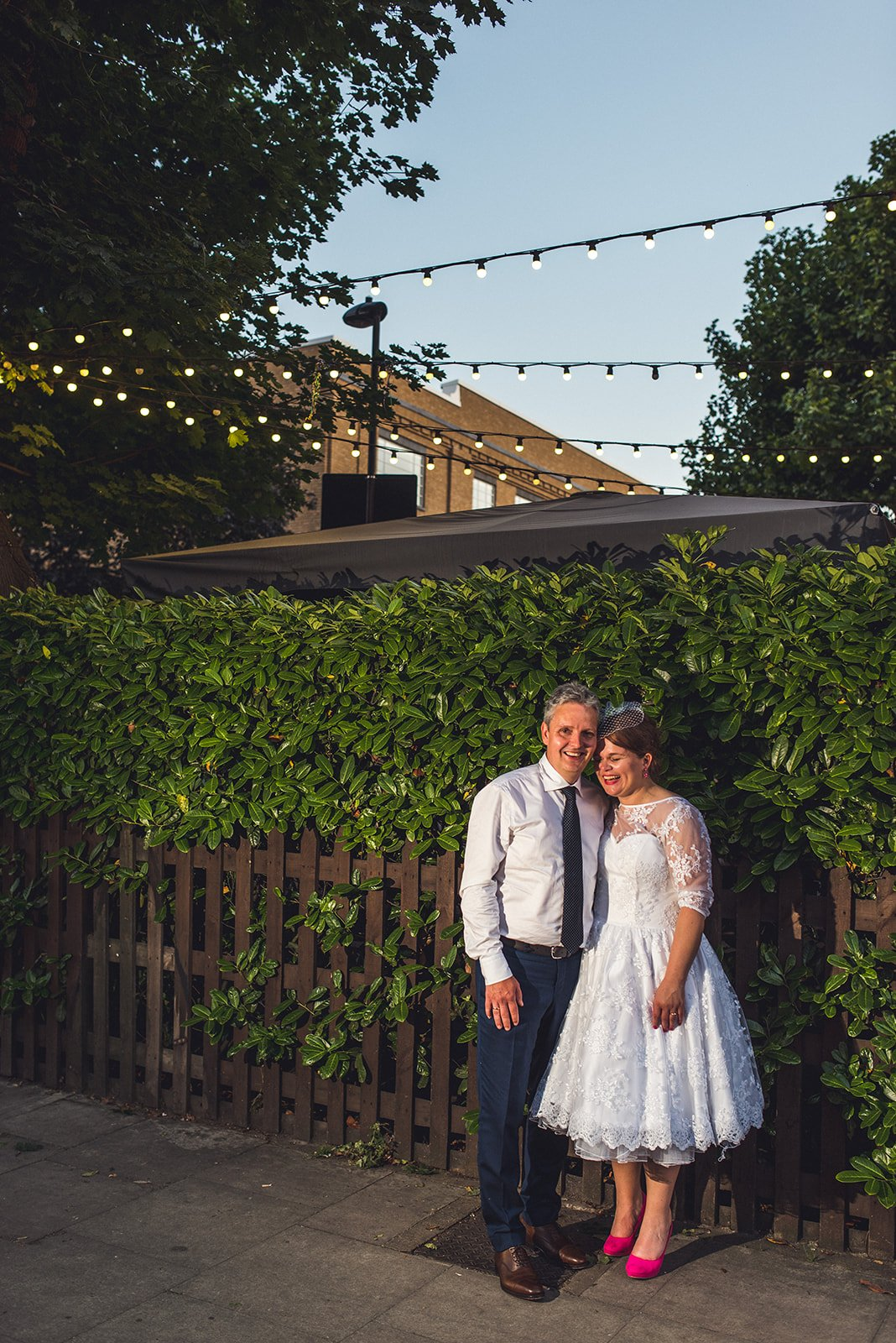 Prince Albert Camden wedding photography