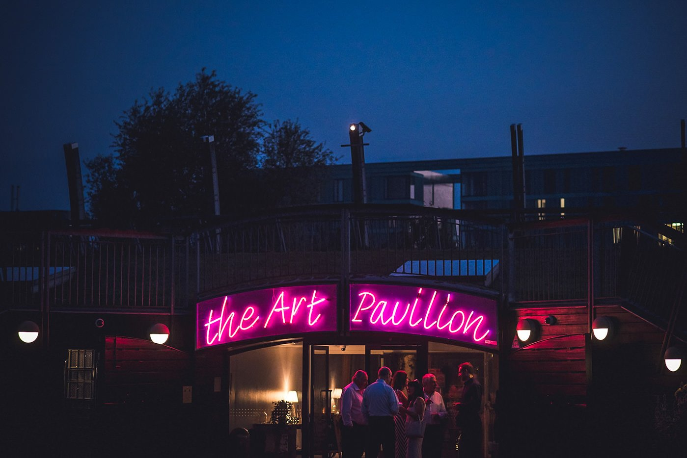 Mile End Ecology Pavilion Wedding Photographer