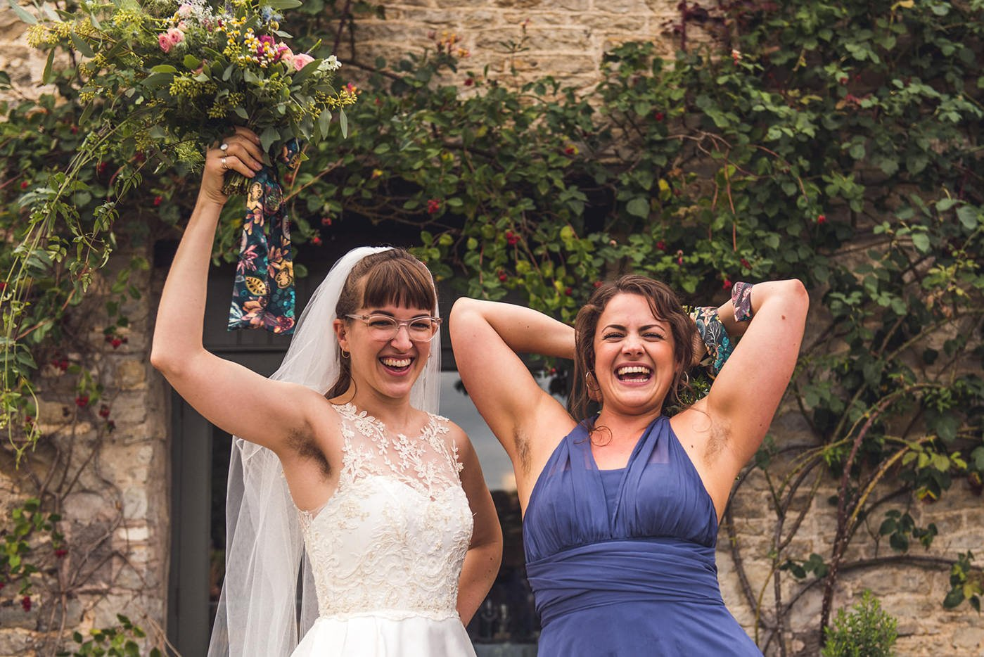 feminist wedding photography