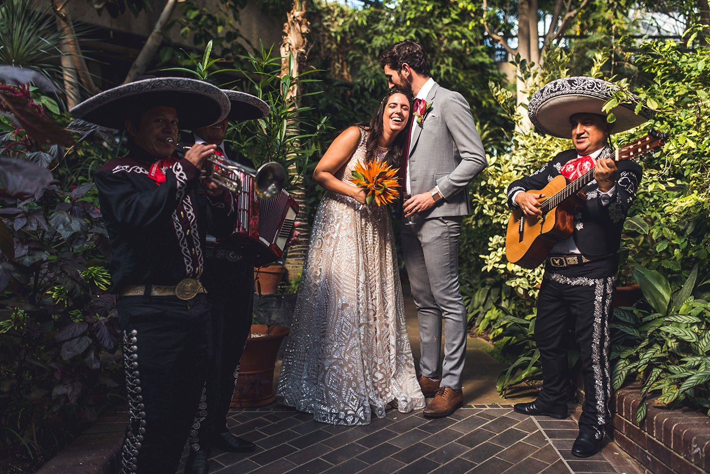 london wedding photographer best of 2018 tropical venue