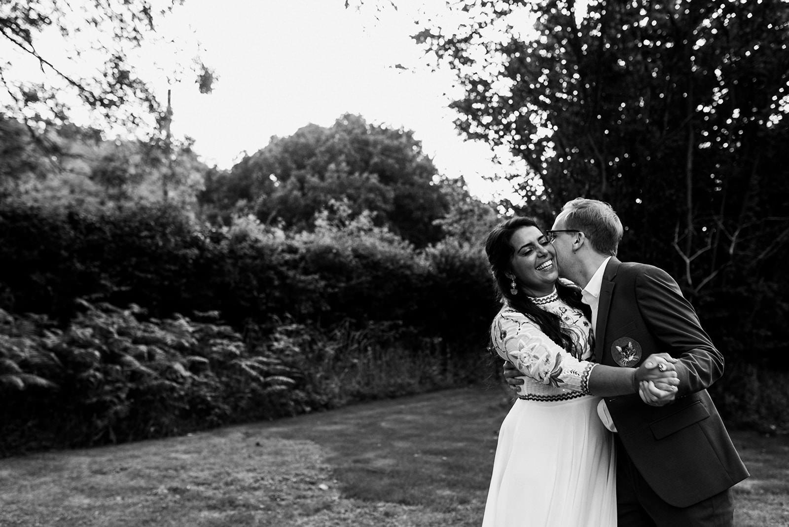 Colourful norfolk wedding photographer