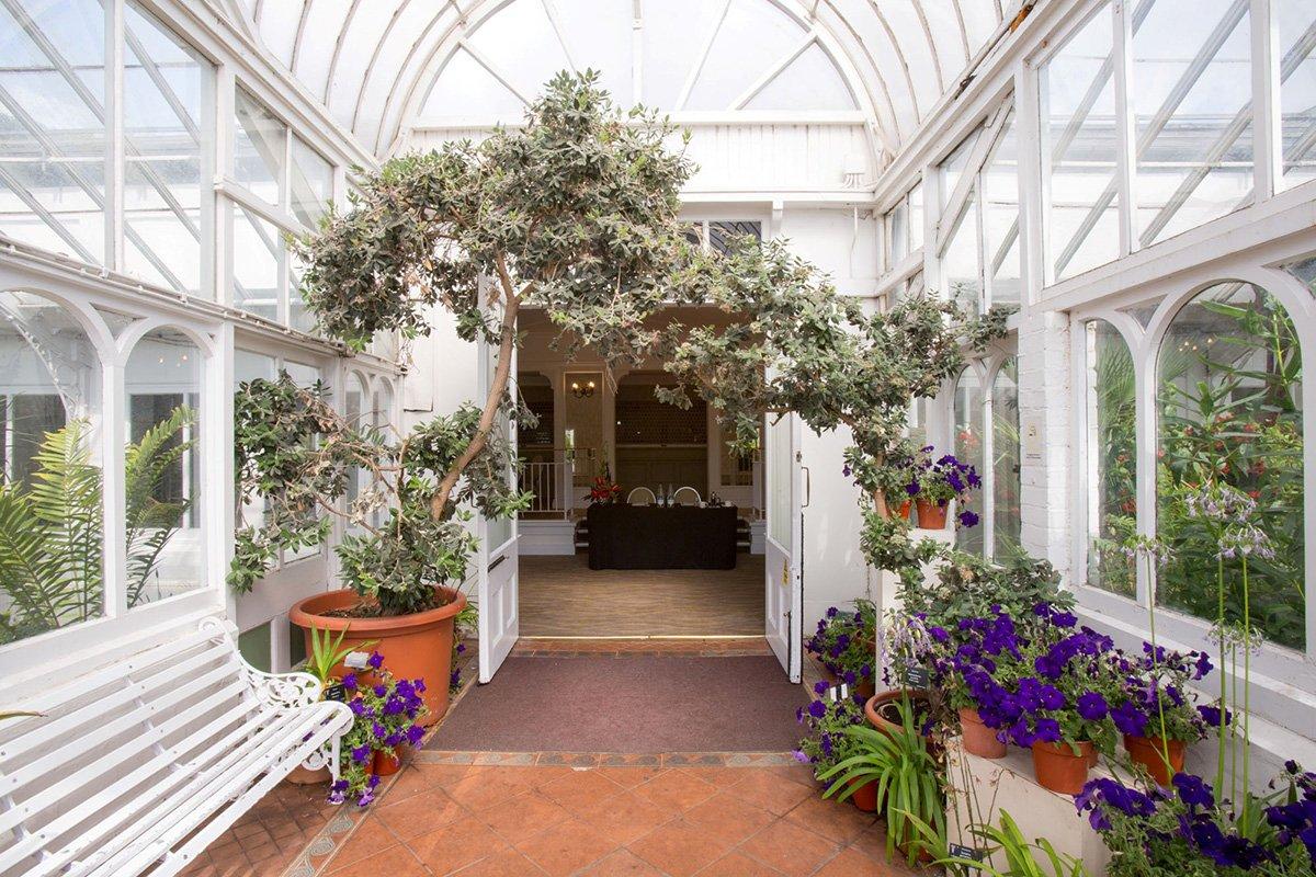 Botanical-Gardens Birmingham's Coolest Wedding Venues