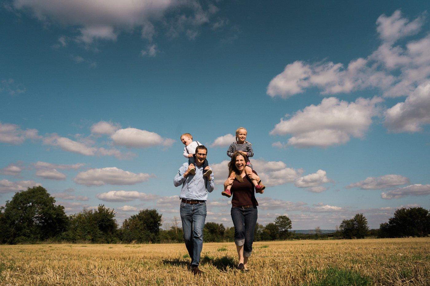 London documentary family photography