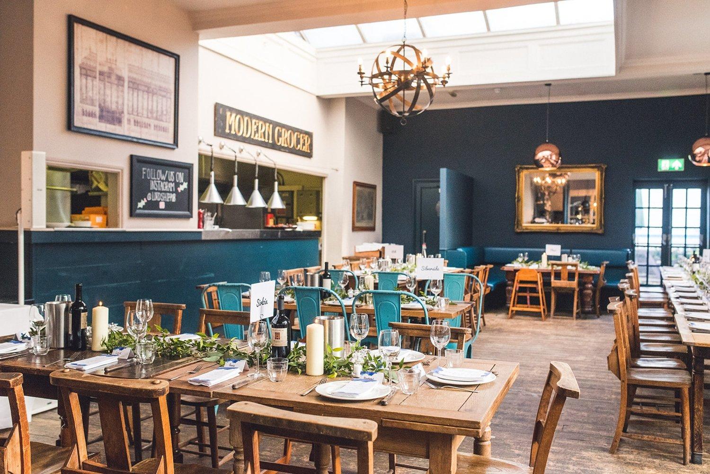 London pub wedding venue The Lordship Dulwich