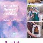 Dr Who wedding ideas